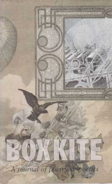 Boxkite : A Journal of Poetry & Poetics, James Taylor ( Editor )