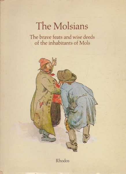 The Molsians - The Brave Feats and Wise Deeds of the Inhabitants of Mols, Niels Blaedel