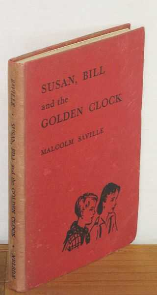 Image for Susan, Bill and the Golden Clock