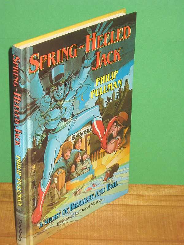 Image for Spring-Heeled Jack. A Story of Bravery and Evil