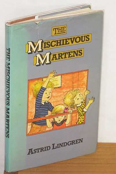 Image for The Mischievous Martens