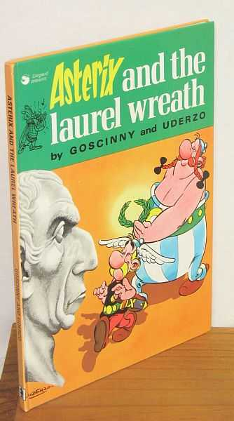 Image for Asterix and The Laurel Wreath