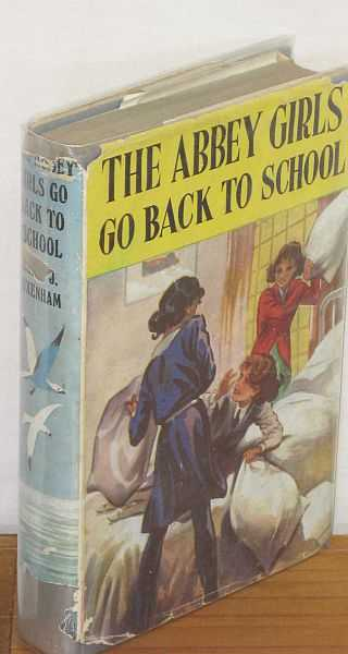 Image for The Abbey Girls Go Back to School