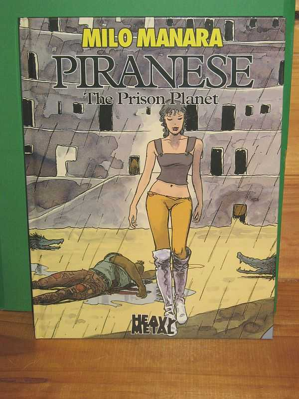 Image for Piranese: The Prison Planet