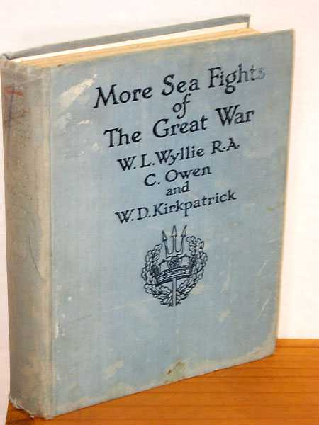 Image for More Sea Fights of the Great War : Including the Battle of Jutland