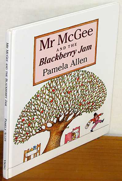 Image for Mr McGee and the Blackberry Jam