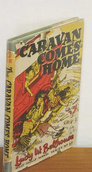 Image for The Caravan Comes Home