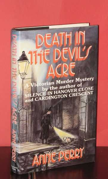 Image for Death in the Devil's Acre