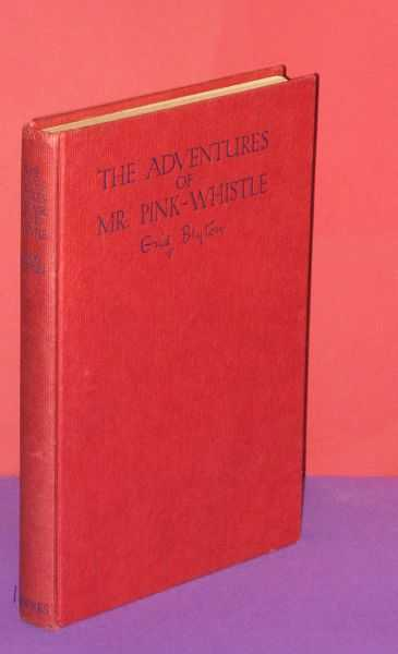 Image for The Adventures of Mr Pink-Whistle