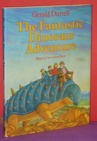 Image for The Fantastic Dinosaur Adventure
