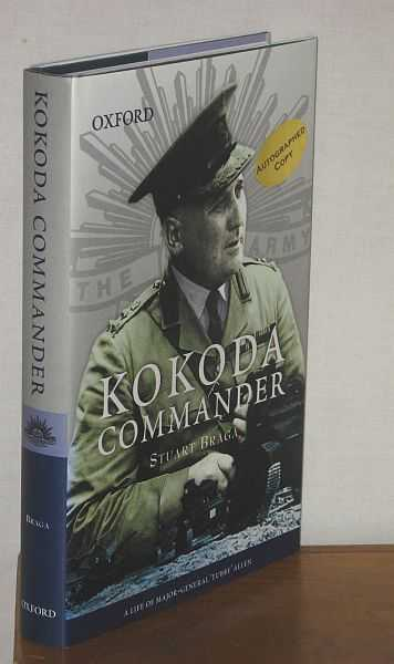 Kokoda Commander : A Life of Major-General 'Tubby' Allen