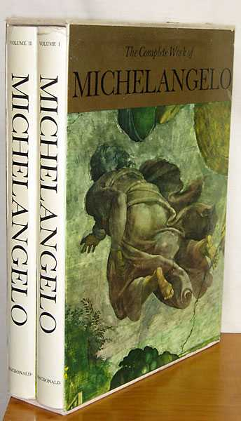 Image for The Complete Work of Michelangelo (in two volumes)