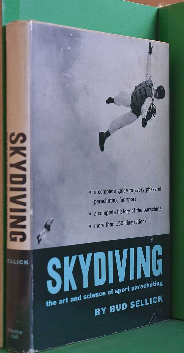 Image for Skydiving: The art and science of sport parachuting