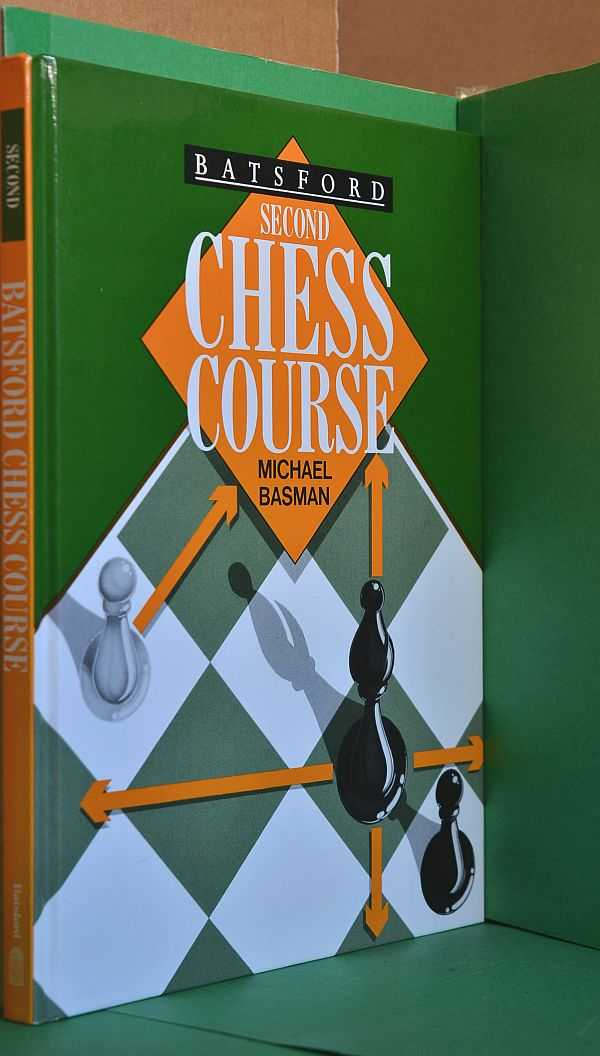Image for Batsford second chess course