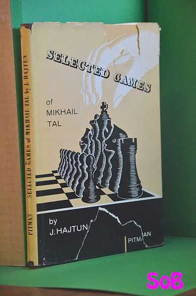 Selected Games of Mikhail Tal