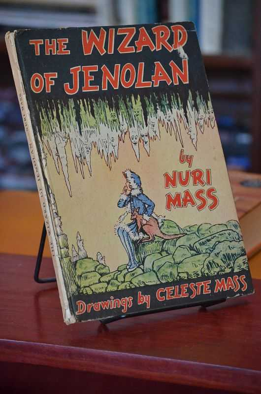 Image for The Wizard of Jenolan
