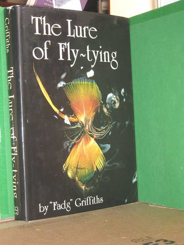 Image for The Lure of Fly-tying