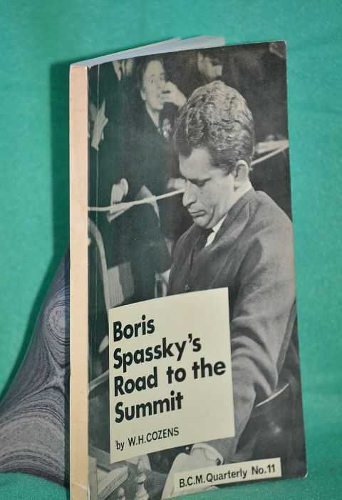 Image for Boris Spassky's Road to the Summit