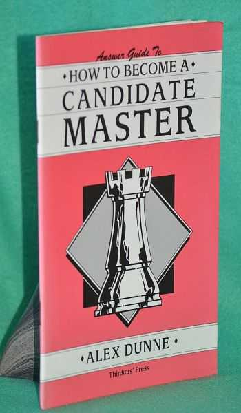 Image for Answer Guide to how to Become a Candidate Master