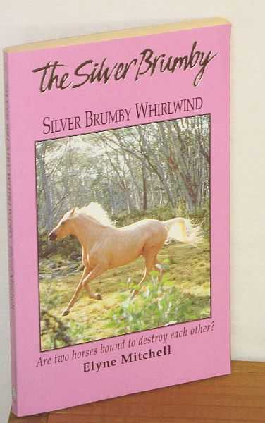 Silver Brumby Whirlwind : Are two horses bound to destroy each other?