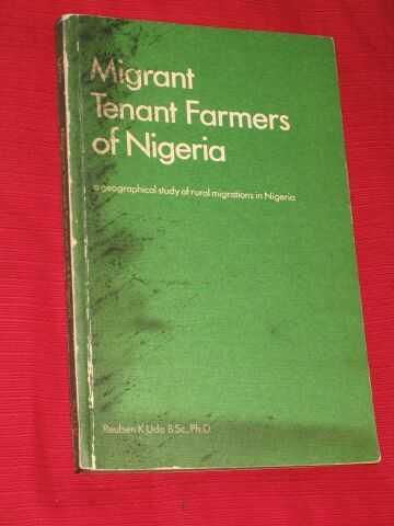UDO, REUBEN K - Migrant Tenant Farmers of Nigeria (SIGNED COPY)