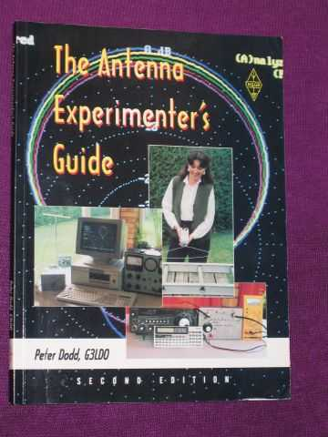 DODD, PETER (G3LDO) - The Antenna Experimenter's Guide