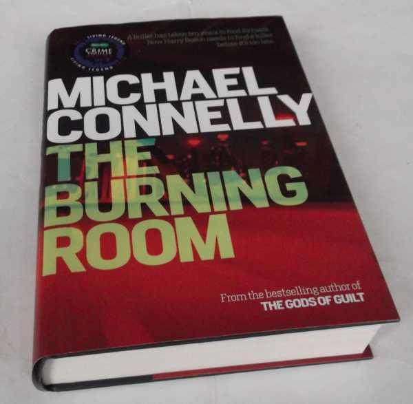MICHAEL CONNELLY - The Burning Room