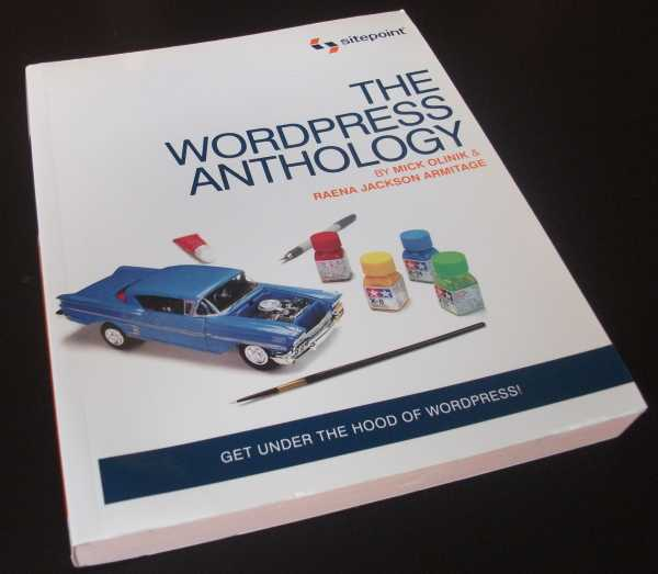 MICK OLINIK - The WordPress Anthology