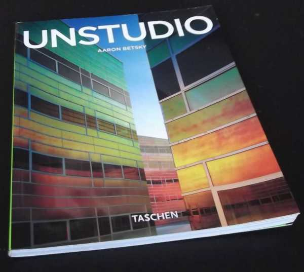 AAARON BETSKY - UNSTUDIO: The Floating Space. SIGNED