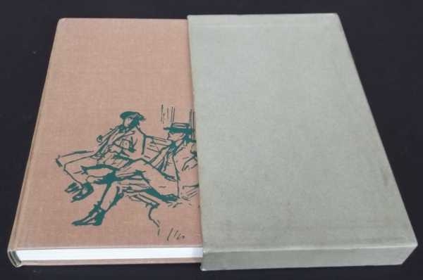 JAMES JOYCE - A Portrait of the Artist as a Young Man. FOLIO SOCIETY