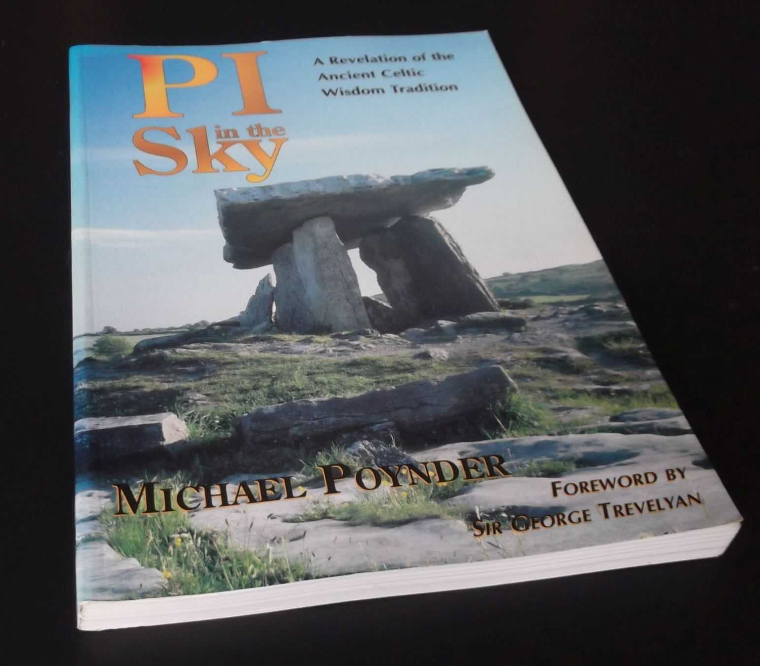 MICHAEL POYNDER - Pi in the Sky: A Revelation of the Ancient Celtic Wisdom Tradition