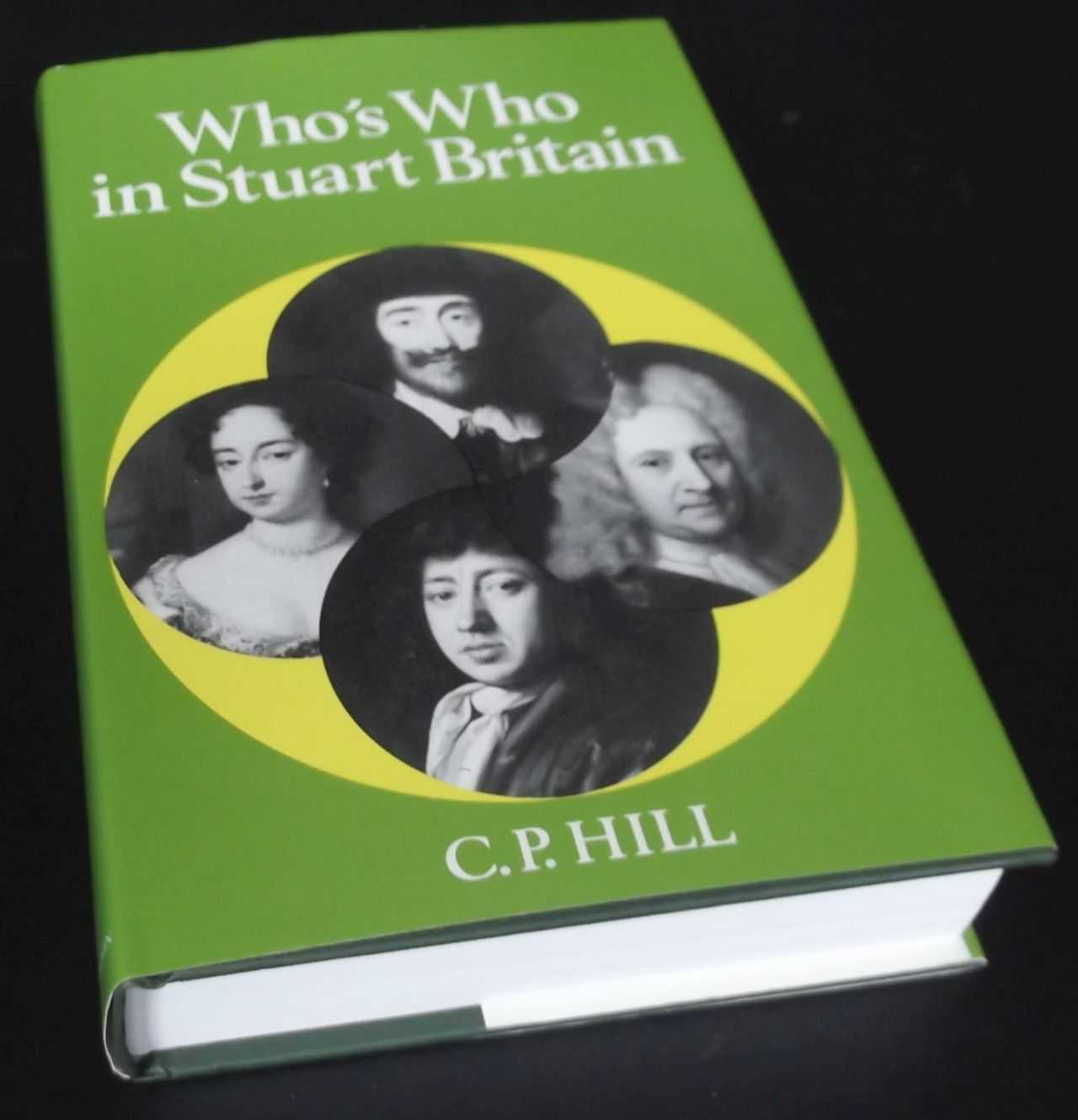 CHARLES PETER HILL - Who's Who in Stuart Britain