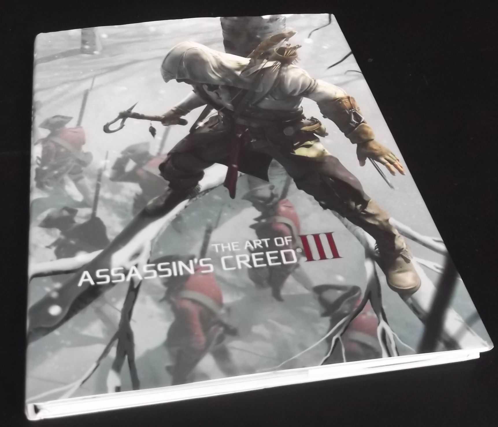 ANDY MCVITTIE - The Art of Assassins Creed III
