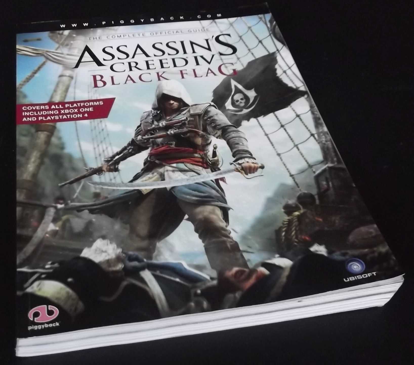 PIGGYBACK - Assassin's Creed IV Black Flag - the Complete Official Guide