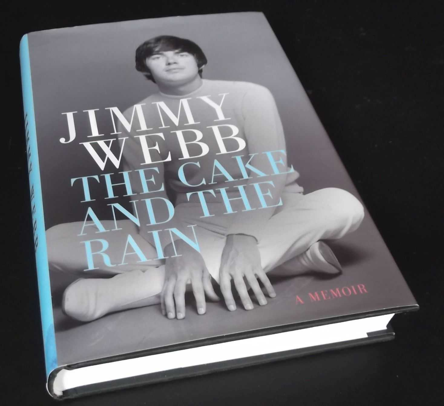 JIMMY WEB - The Cake and the Rain