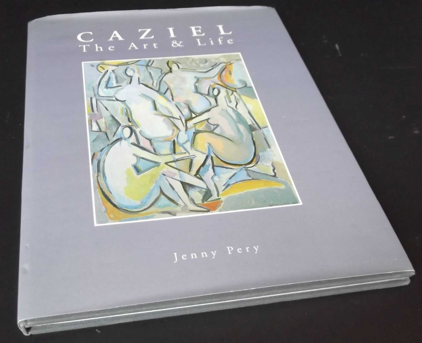 JENNY PERY - The Grand Play of Light: The Art & Life of Caziel 1906-1988