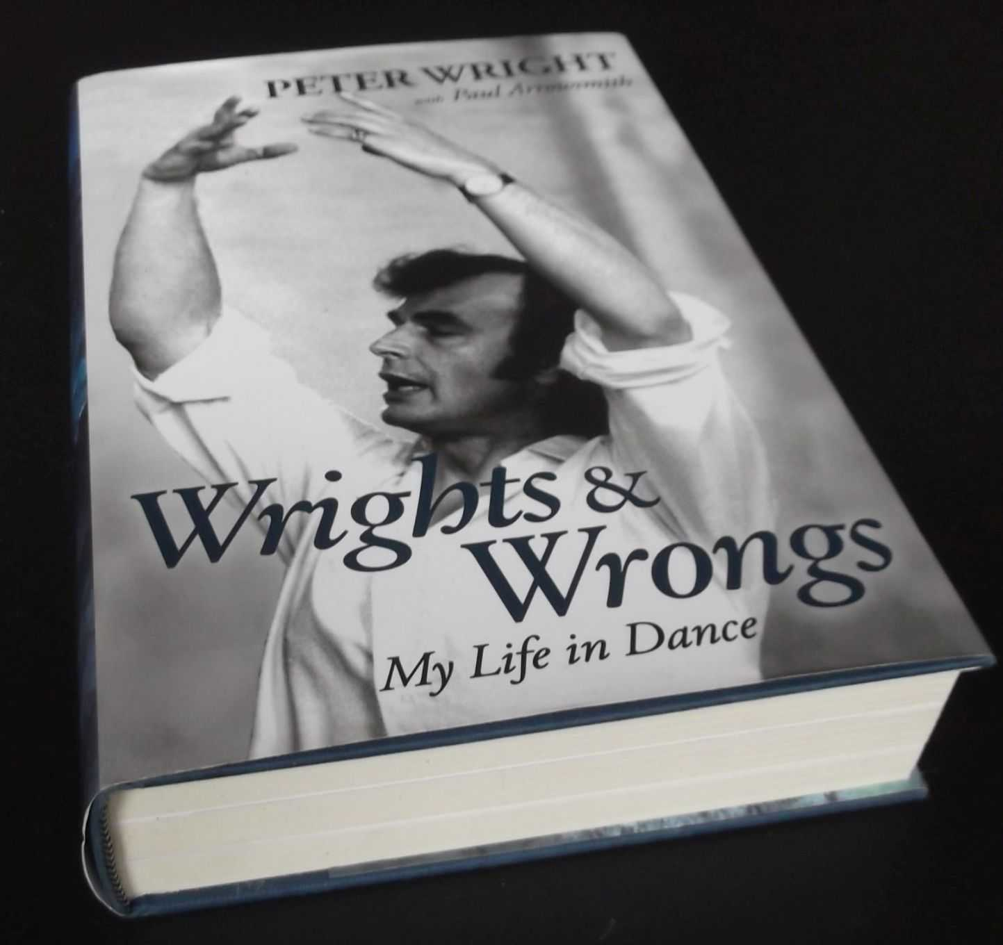 PETER WRIGHT - Wrights & Wrongs
