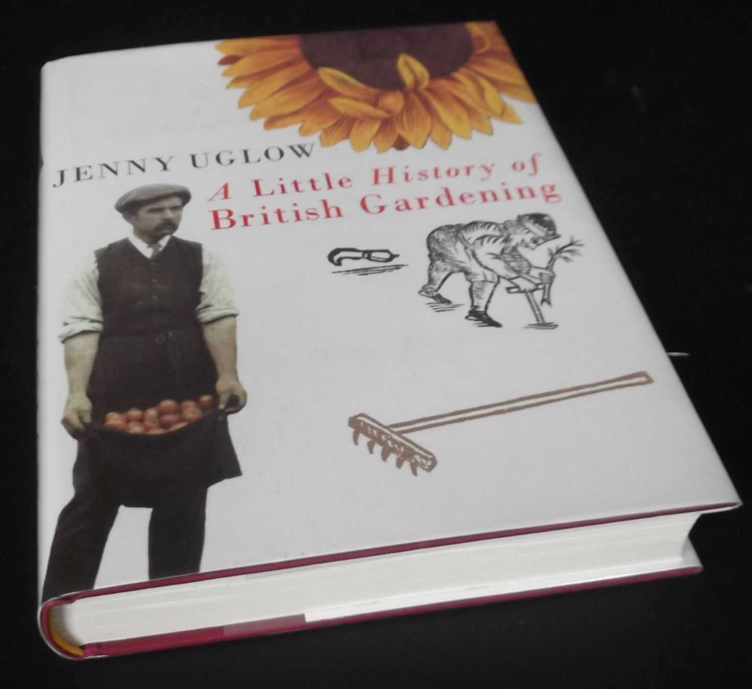 JENNY UGLOW - A Little History of British Gardening