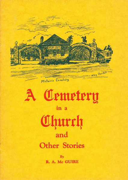 A Cemetery in a Church and Other Stories, McGuire, R. A.