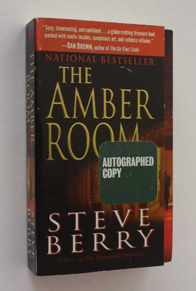 The Amber Room, Berry, Steve