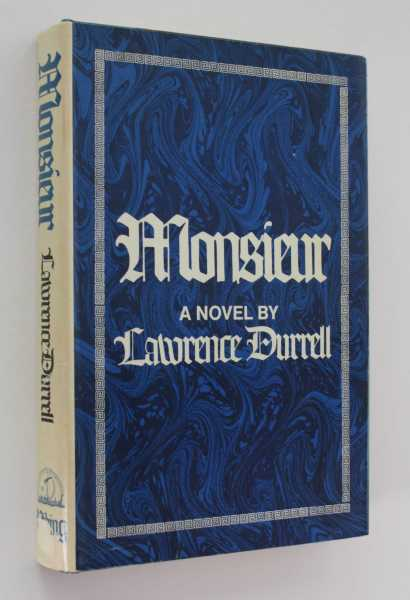 Monsieur, Durrell, Lawrence
