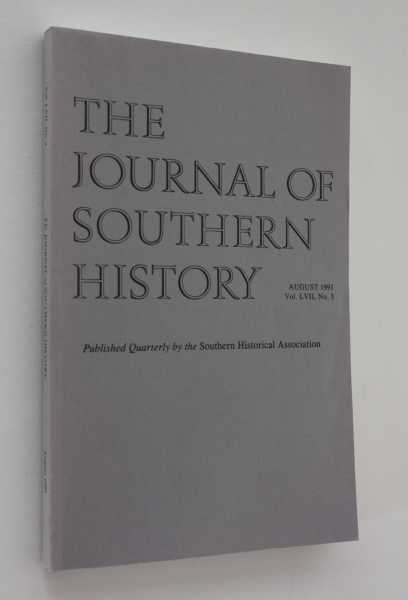 The Journal of Southern History August 1991 LVII No. 3, Boles (ed), John B.