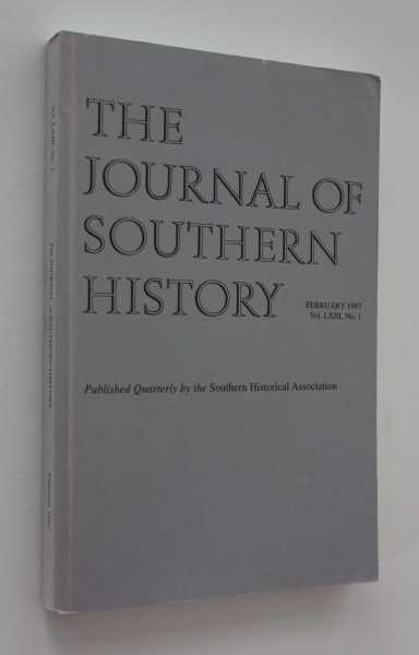 The Journal of Southern History February 1997 LXIII No. 1, Boles (ed), John B.