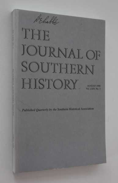 The Journal of Southern History August 1998 LXIV No. 3, Boles (ed), John B.