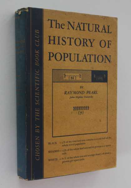 The Natural History of Population, Pearl, Raymond