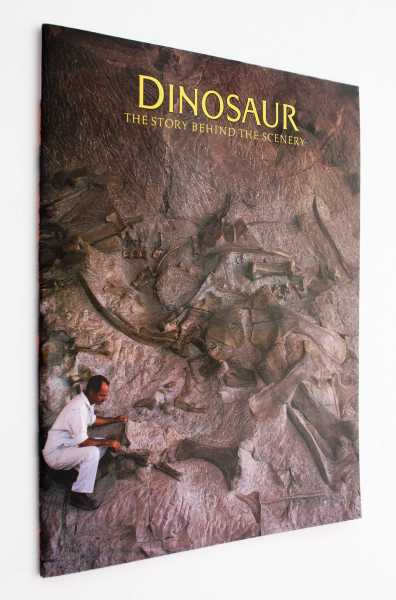 Dinosaur: The Story Behind the Scenery, Hagood, Linda West, Allen