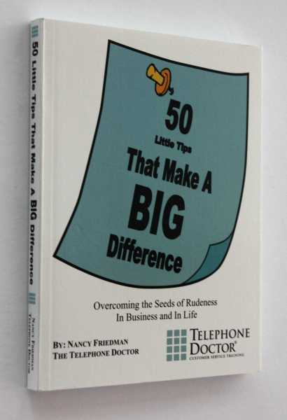 50 Little Tips That Make A Big Difference, Friedman, Nancy