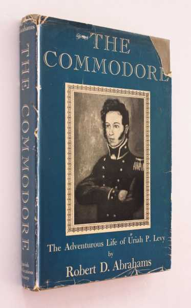 The Commodore, Abrahams, Robert D.