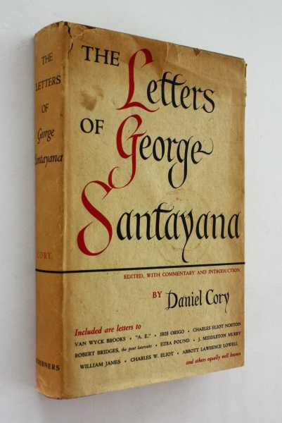 The Letters of George Santayana, Cory (ed), Daniel