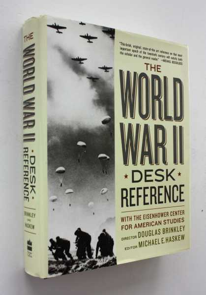 The World War II Desk Reference, Brinkley and Michael E. Haskew (eds), Douglas